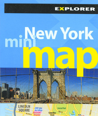 New York Mini Map Explorer Explorer Publishing