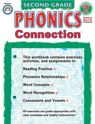 Phonics Connection™, Grade 2 Rainbow Bridge Publishing