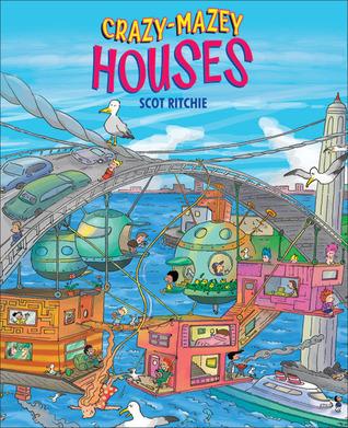 Crazy-Mazey Houses Scot Ritchie