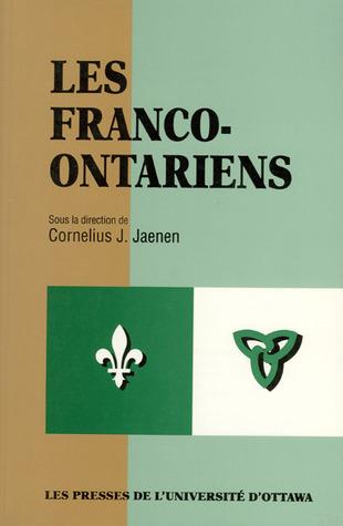 Les Franco-Ontariens Cornelius Jaenen
