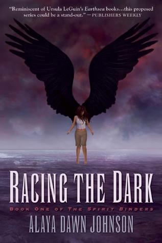 Racing the Dark Alaya Dawn Johnson