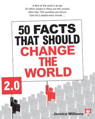 Sekai O Miru Me Ga Kawaru 50 No Jijitsu =50 Facts That Should Change The World  by  Jessica Williams