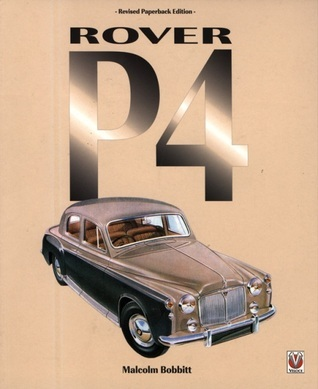 Rover P4 Series  by  Malcolm Bobbitt