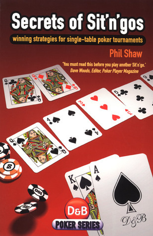 Secrets of Sit n Gos: Winning Strategies for Single-table Poker Tournaments  by  Phil Shaw