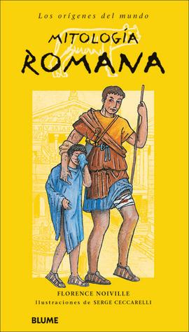 Mitología romana Florence Noiville