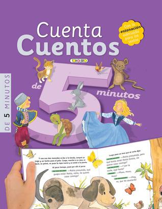 Cuenta cuentos de 5 minutos  by  Susaeta publishing
