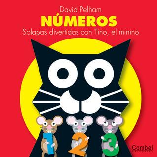 Números: Solapas divertidas con Tino, el minino  by  David Pelham