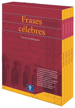 Frases célebres  by  Francisco Marquez