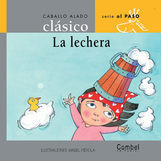La lechera  by  Combel Editorial