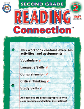 Reading Connection: 2nd Grade : Comprehension, Vocabulary, Following Directions, Phonics Skills  by  Rainbow Bridge Publishing