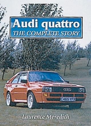 Audi Quattro Laurence Meredith