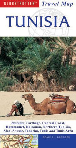 Tunisia Travel Map Bruce Elder
