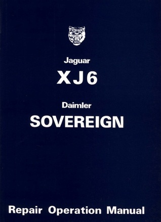 Jaguar XJ6 Daimler Sovereign Ser 2 WSM  by  Brooklands Books Ltd