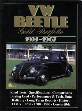 VW Beetle, 1935-1967 GP R.M. Clarke