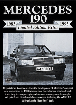 Mercedes 190 1983 Limited Edition Extra 1993 R.M. Clarke