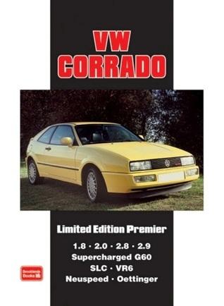 VW Corrado Limited Edition Premier  by  R.M. Clarke