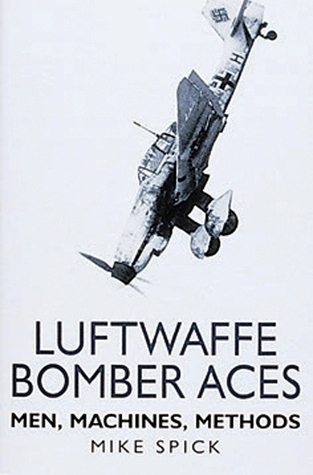 Luftwaffe Bomber Aces  by  Mike Spick