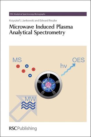 Microwave Induced Plasma Analytical Spectrometry  by  Krzysztof Jankowski