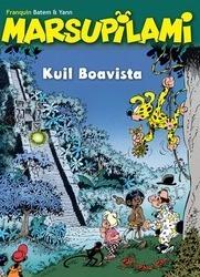 Marsupilami: Kuil Boavista  by  André Franquin