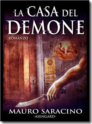 La casa del demone  by  Mauro Saracino