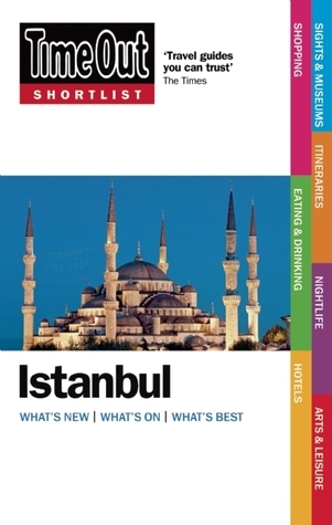 Time Out Shortlist Istanbul  by  Time Out