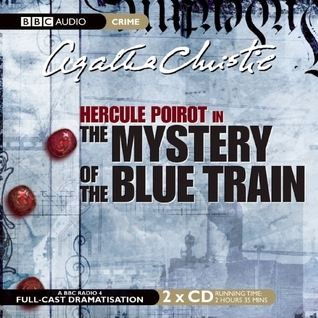 The Mystery Of Blue Train  by  Agatha Christie