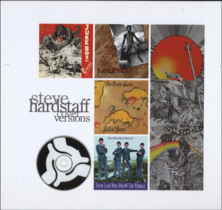 Cover Versions: The Album Art of Steve Hardstaff  by  Steve Hardstaff