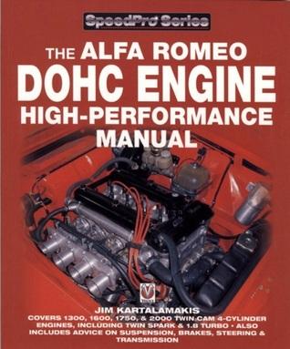 How to Power Tune Alfa Romeo Twin-Cam Engines Jim Kartalamakis