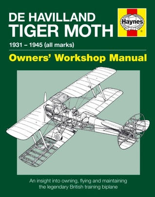 De Havilland Tiger Moth Manual: An insight into owning, flying and maintaining the legendary British training biplane Stephen Slater