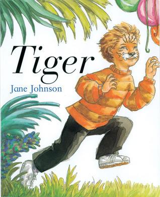 Tiger  by  Jane  Johnson