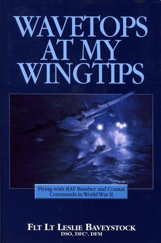 Wavetops At My Wingtips Flt Lt Leslie Baveystock
