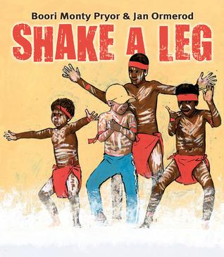 Shake a Leg Boori Monty Pryor