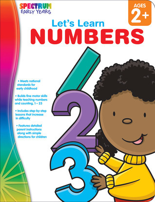 Let's Learn Numbers, Grades Toddler - PK  by  School Specialty Publishing