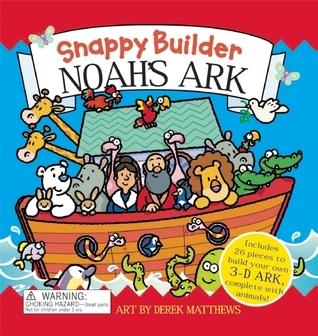 Snappy Builder: Noahs Ark  by  Derek Matthews