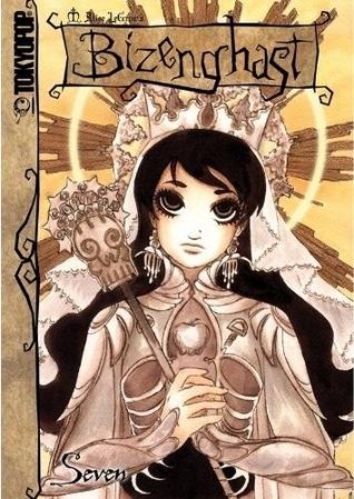 Bizenghast, Volume 7 (Bizenghast, #7) M. Alice LeGrow