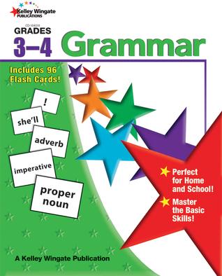 Grammar Gr 3-4 Carson-Dellosa Publishing