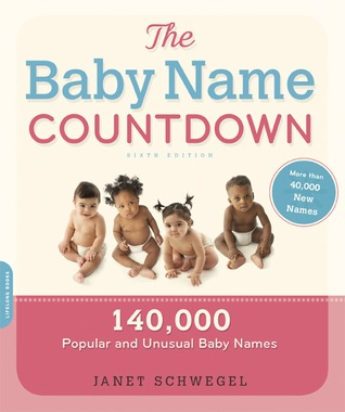 The Baby Name Countdown: 140,000 Popular and Unusual Baby Names  by  Janet Schwegel