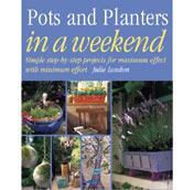 Pots and Planters in a Weekend  by  Julie London