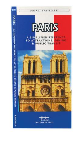 Paris Pocket Traveller  by  James Kavanagh