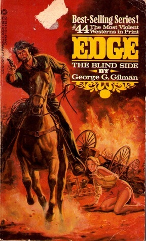 The Blind Side (Edge, #44)  by  George G. Gilman