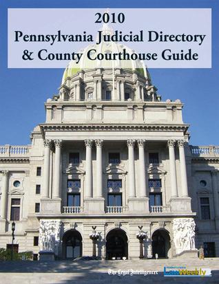 2010 Judicial Directory  by  Amanda Shotsberger