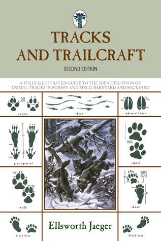Tracks and Trailcraft: A Fully Illustrated Guide to the Identification of Animal Tracks in Forest and Field, Barnyard and Backyard  by  Ellsworth Jaeger