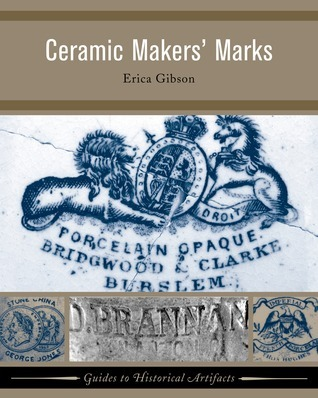 Ceramic Makers Marks  by  Erica Gibson