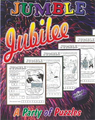 Jumble® Jubilee: A Party of Puzzles Tribune Media Services
