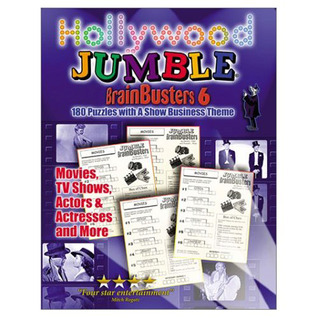 Hollywood Jumble Brainbusters: Movies, TV Shows, Actors and Actresses, and More David L. Hoyt