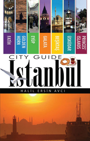 Istanbul City Guide  by  Halil Ersin Avci