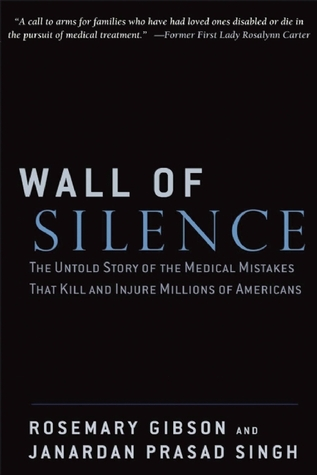 Wall of Silence  by  Rosemary  Gibson