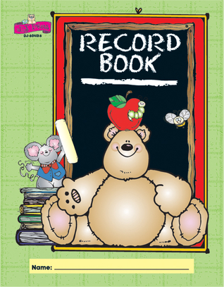 DJ Inkers Record Book  by  Dianne J. Hook