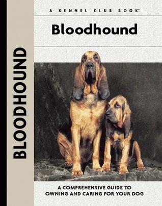 Bloodhound  by  Nona Kilgore Bauer