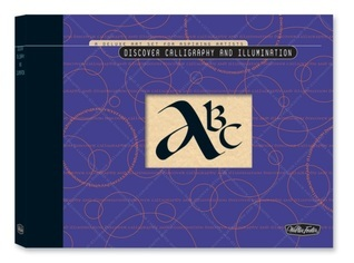 Discover Calligraphy and Illumination Kit: A Deluxe Art Set for Aspiring Artists Cari Ferraro